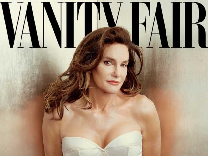 Vanity Fair cover of Caitlin Jenner.  Google Images
