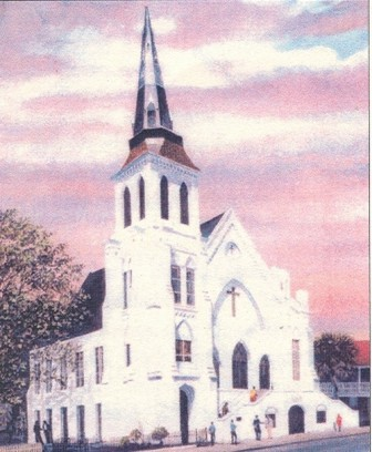 Replace 23  Mother Emmanuel Church from its website history page