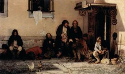 Pentecost 14, 1872 Mjassojedow, Grigorij Grigorjewitsch, Moscow