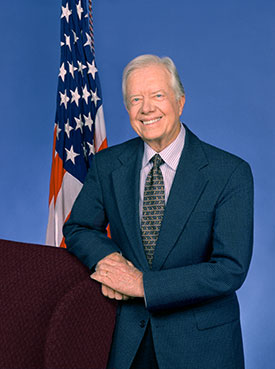 Replace 11 Pres Carter  Carter Ctr photo PCportrait2000