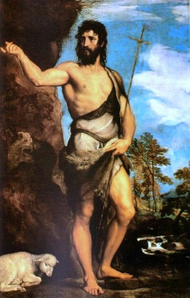 Advent 2 Titian StJohn. enwikipedia.org
