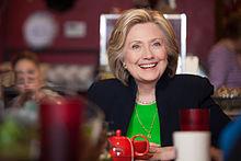 Epiphany 5 Hillary_Clinton_April_2015  Wiki
