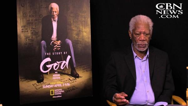 Easter 5 Morgan Freeman youtube image.