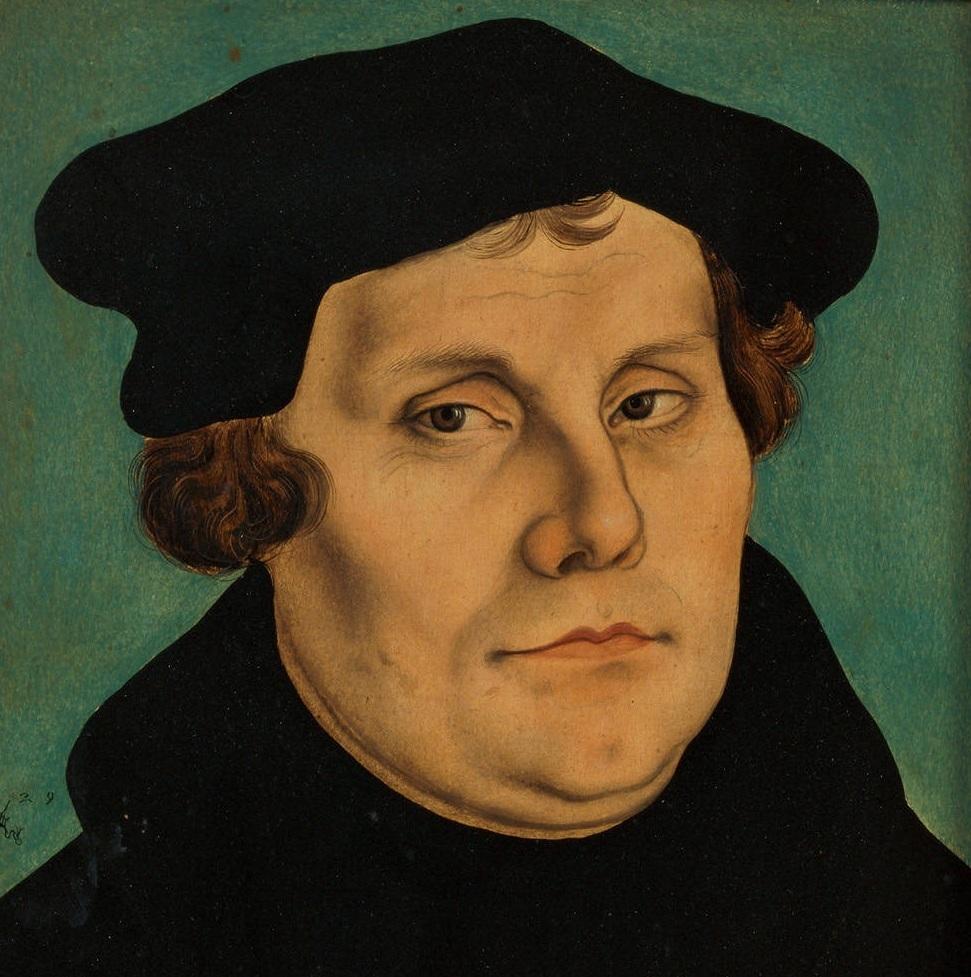MartinLuther 1529