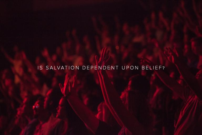 Is Salvation Dependent Upon Belief - andy gill- kaleb-nimz-904-unsplash