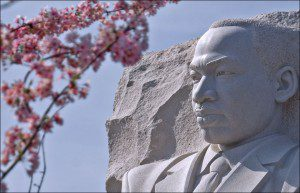 Martin Luther King, Jr., Memorial -- Washington (DC) March 2012. Photo credit: Ron Cogswell via Foter.com / CC BY