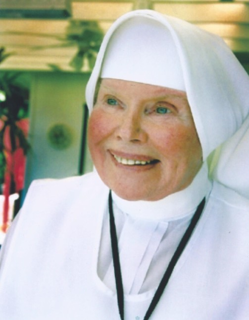 Madre Antonia - photo by the Eudist Servant of the Elevent Hour.