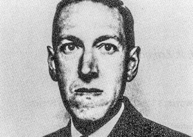 H. P. Lovecraft Photo by Lucius B. Truesdell/Public Domain