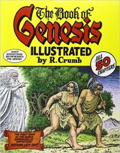 http://www.amazon.com/The-Book-Genesis-Illustrated-Crumb/dp/0393061027