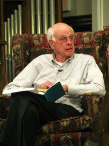 Wendell Berry.  Photo used by permission of Alan Cornett at pinstripepulpit.com