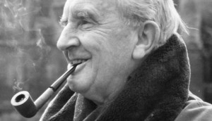 J. R. R. Tolkien Public Domain, via The Times of Israel