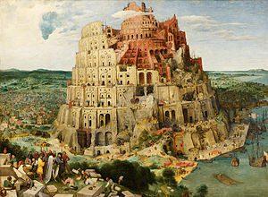 https://en.wikipedia.org/wiki/Tower_of_Babel