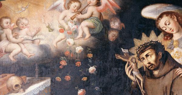 Juan_Zapaca_Inga_(atribuido)_-_Passing_of_Saint_John_of_God_-_Google_Art_Project