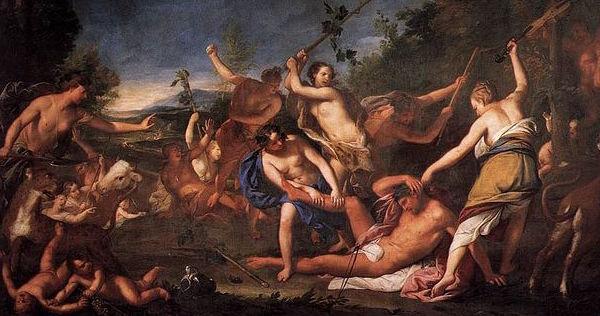 640px-Gregorio_Lazzarini_-_Orpheus_and_the_Bacchantes_-_WGA12527
