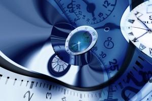 bent clocks