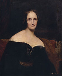 Mary Shelley, grieving mother