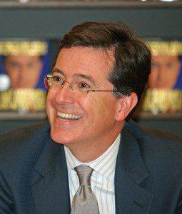 Stephen_Colbert_4_by_David_Shankbone