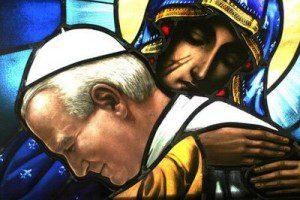 Pope-John-Paul-II-and-Mary