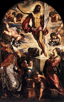 Tintoretto [Public domain], via Wikimedia Commons