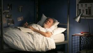 Ben (John Lithgow), bunking in nephew Joey's room