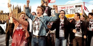 "Joe (Charles MacKay), in the center, showing his ""Pride"""