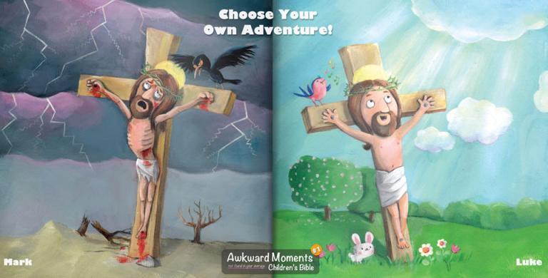 Jesus - Good Friday - Suicide