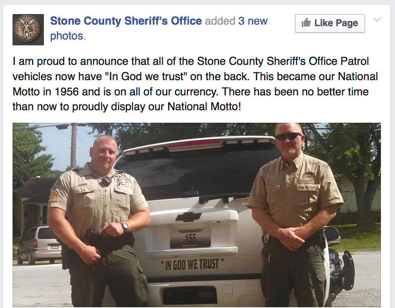 in_god_we_trust_stone_county_sheriff