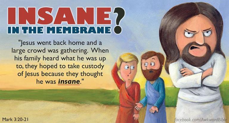 Was Jesus Insane