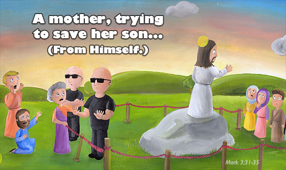 mary jesus