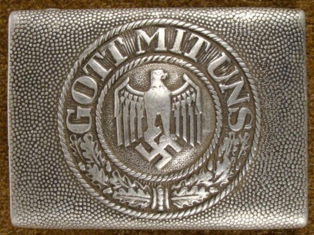 How is our adopted motto any different or superior to that of the Nazis?