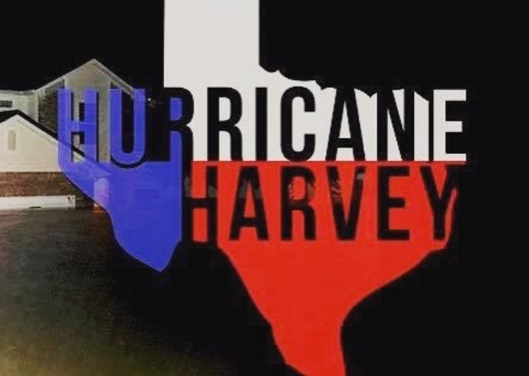 IHF Hurricane Harvey logo