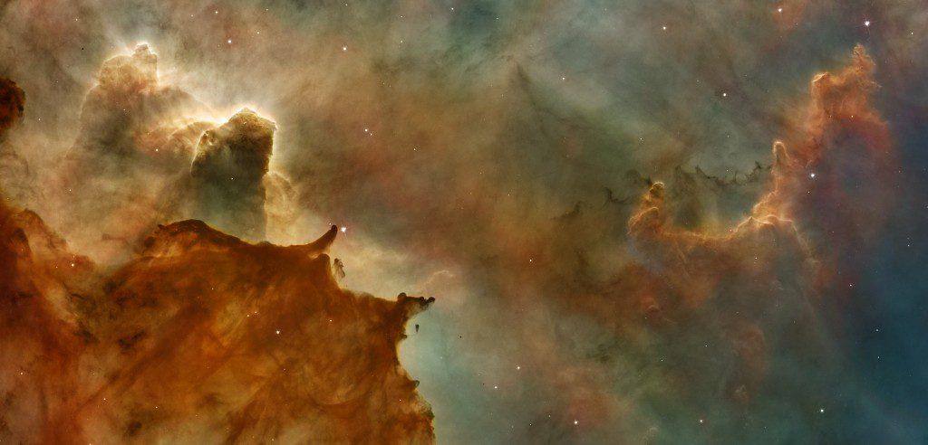Carina Nebula Detail (NASA-image-Creative-Commons-License)