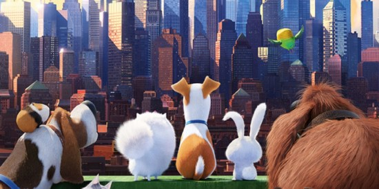 Review The Secret Life Of Pets Chris Williams