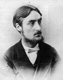 (Gerard Manley Hopkins,  1844-1889, Catholic convert, priest, and poet. Source: Wikipedia, Creative Commons License).