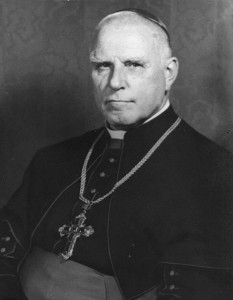 (A picture of Cardinal August Clemens Graf von Galen. Source: Wikimedia, Creative Commons License).