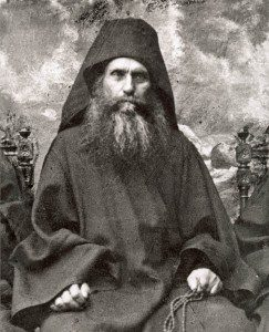 (A photograph of St. Silouan the Athonite, 1930. Source: Wikimedia, Creative Commons License).