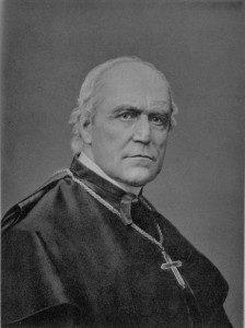 (A picture of Wilhelm Emmanuel Freiherr von Ketteler, Bishop of Mainz, c. 1870. Source: Wikimedia, Creative Commons License).