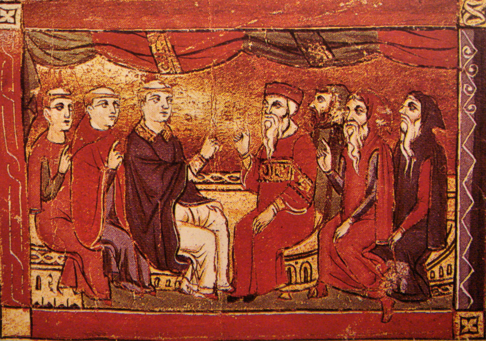 what were the main causes of the great schism in 1054