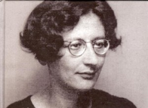 (A picture of Simone Weil. Source: Wikimedia, Creative Commons License).