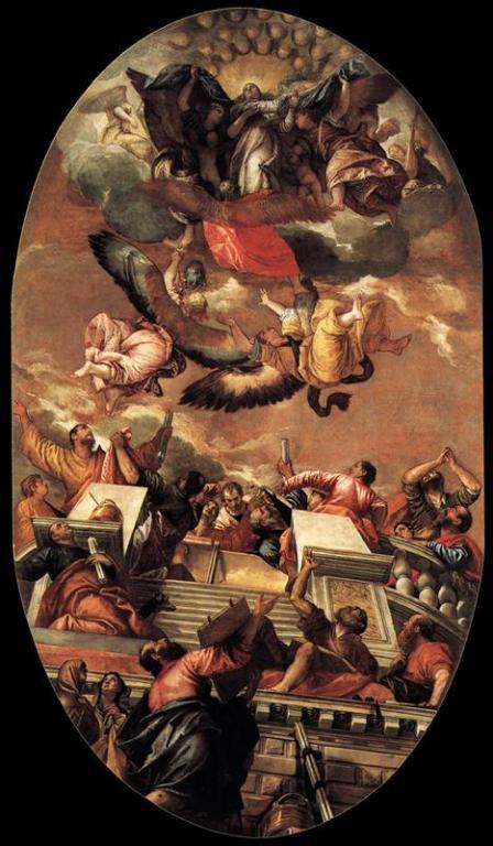 """Paolo Veronese, """"Assumption"""""""