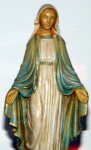 Mary Statue, Photograph by Henry Karlson