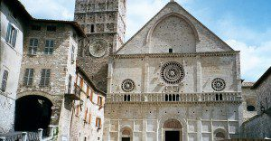 Basilica of St. Francis in Assisi  Photograph by Henry Karlson
