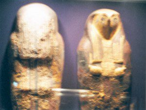From the Egyptian Antiquities Museum. Photo by Henry Karlson