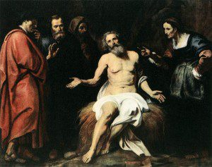 The Patient Job by Gerard Seghers [Public domain], via Wikimedia Commons