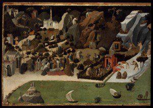 Fra Angelico (circa 1395–1455) [Public domain], via Wikimedia Commons