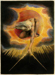 The Ancient of Days by William Blake [Public domain], via Wikimedia Commons
