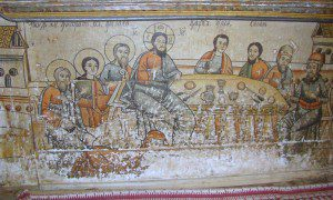 The Last Supper. Țetcu Mircea Rareș [CC BY-SA 2.5 (http://creativecommons.org/licenses/by-sa/2.5)], via Wikimedia Commons
