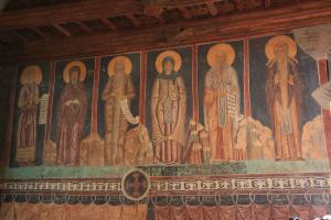 Trinity_Chapel_in_Lublin_-_West_wall_nave_-_The_anchronites_2014-08-10-023