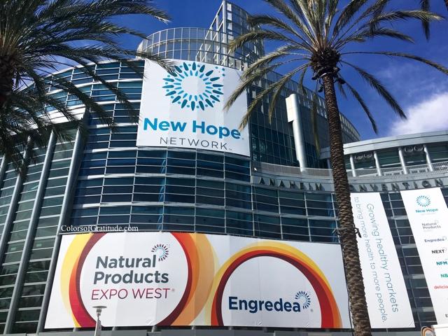 Convention Center Anaheim-Expo West-Favorites-organic-vegan-foodie-food-chocolate-natural-paleo-vegan-beauty-gratitude-expo west-