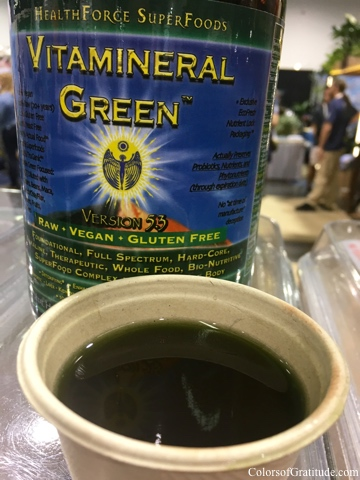Vita mineral Green_Healthforce.pg--Convention Center Anaheim-Expo West-Favorites-organic-vegan-foodie-food-chocolate-natural-paleo-vegan-beauty-gratitude-expo west-